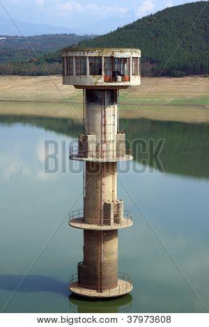 Water Intake Tower