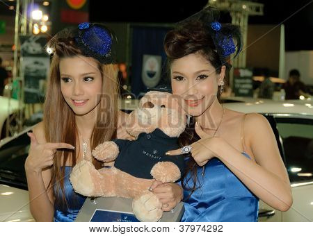 Female Presenters