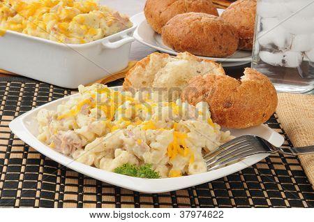 Tunaq Casserole Dinner