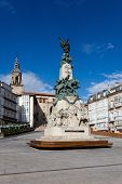 Virgen Blanca Square, Vitoria