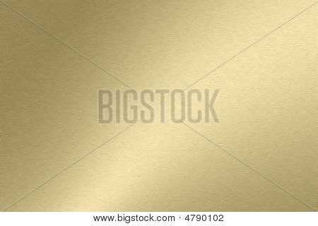Light Golden Metallic Texture