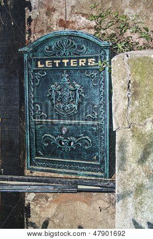 Letters Box
