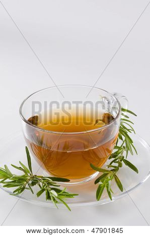 Rosemary Herbal Tea