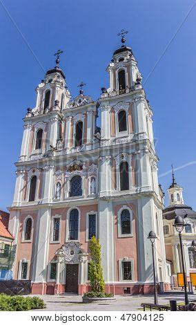 Saint Catharine Church Of Vilnius
