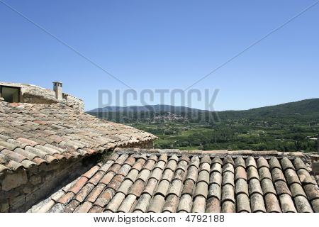 Provencal Rooftops