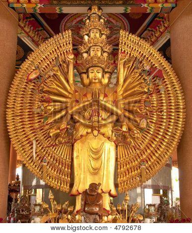 Kuan Im U Lai Chinese God