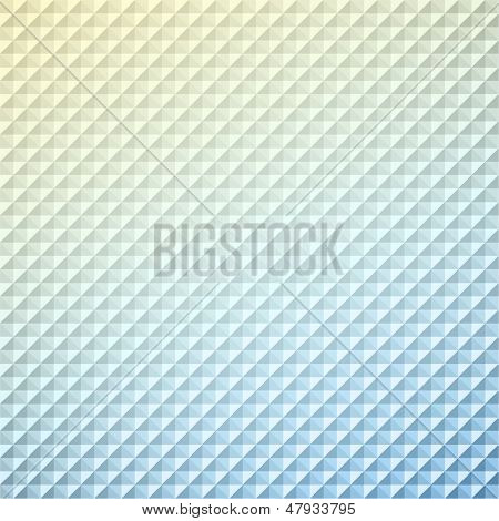 Color texture pattern. Clear cube design. Vector eps10.