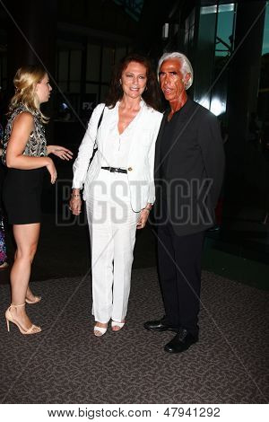 LOS ANGELES - JUL 8:  Jackie Bissett arrives at