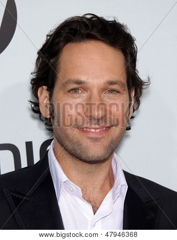 LOS ANGELES - AUG 16:  PAUL RUDD arrives to the