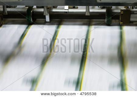 Polygraphic Process