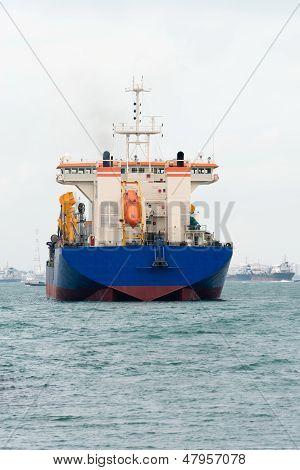 Big Ship Rear View