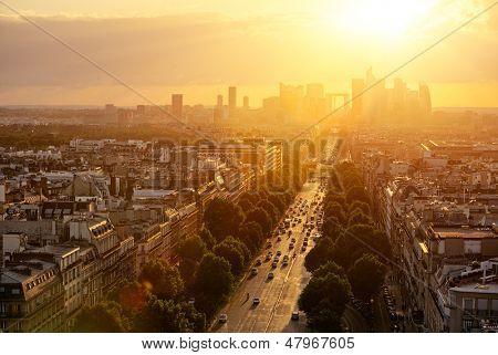 Paris la D�©fense
