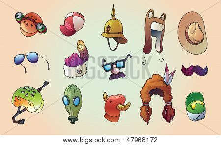 Original Headwear Set