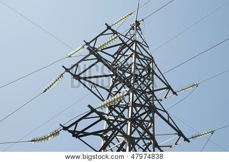 High-tension Line