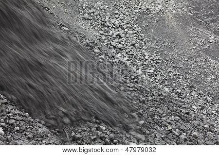 Dumping Of Coal