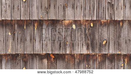 seamless weathered roof shingle texture background