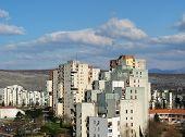 stock photo of former yugoslavia  - Skyline of Montenegro - JPG