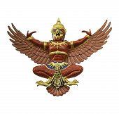 picture of garuda  - The Garuda design for decorate or decorate project - JPG