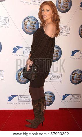 Angelica Bridges  at the 2008 World Magic Awards. Barker Hanger, Santa Monica, CA. 10-11-08