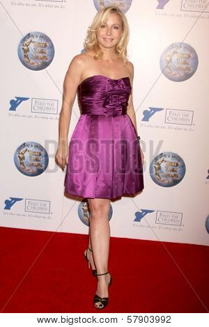 Elle Travis  at the 2008 World Magic Awards. Barker Hanger, Santa Monica, CA. 10-11-08