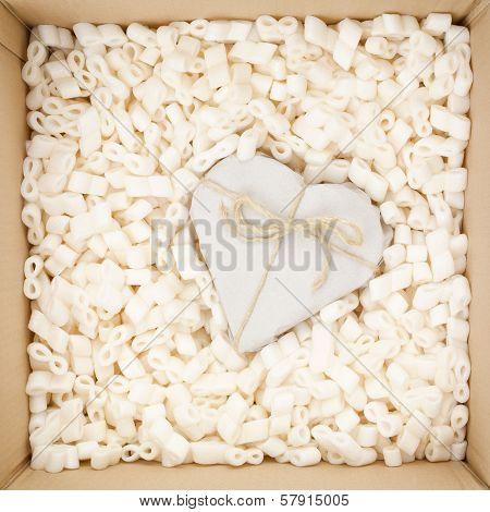 Sending Love In A Box