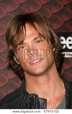 Jared Padalecki  at Spike Tv's 'Scream 2008'. Greek Theatre, Hollywood, CA. 10-18-08