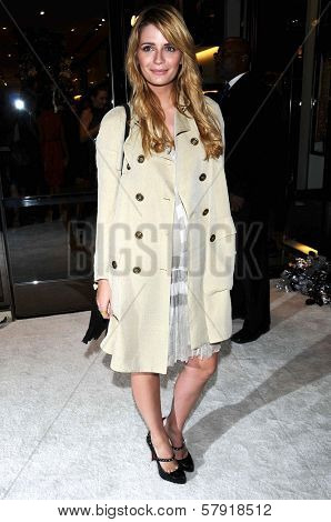 Mischa Barton  at the Burberry Beverly Hills Store Re-Opening. Burberry Beverly Hills Store, Beverly Hills, CA. 10-20-08