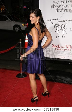 Amie Barsky  at the Los Angeles Premiere of 'Zack and Miri make a porno'. Grauman's Chinese Theater, Hollywood, CA. 10-20-08