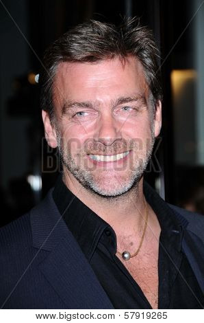 Ray Stevenson  at the Burberry Beverly Hills Store Re-Opening. Burberry Beverly Hills Store, Beverly Hills, CA. 10-20-08