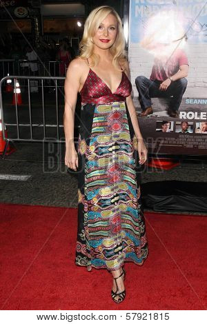 Elle Travis  at the World Premiere of 'Role Models'. Mann's Village Theatre, Westwood, CA. 10-22-08
