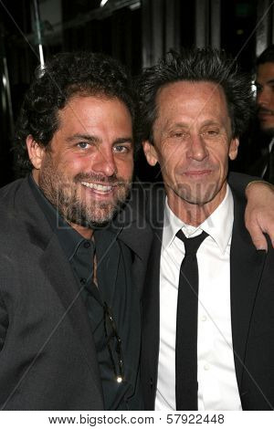 Brett Ratner and Brian Grazer  at Los Angeles Premiere of 'Changeling'. Samuel Goldwyn Theater, Beverly Hills, CA. 10-23-08