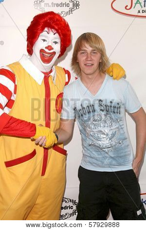 Jason Dolley  at Camp Ronald McDonald's 16th Annual Family Halloween Carnival. Universal Studios, Universal City, CA. 10-26-08