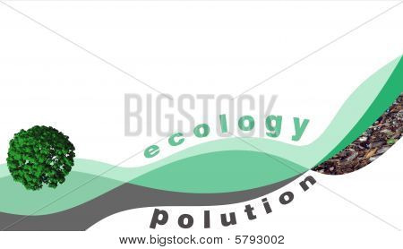 Abstract Pollution Rendering