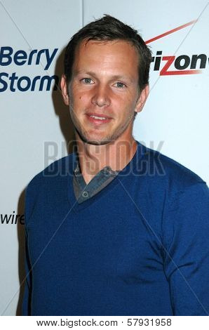 Kip Pardue  at the Launch Party for Blackberry Storm. Avalon Hollywood, Hollywood, CA. 10-29-08