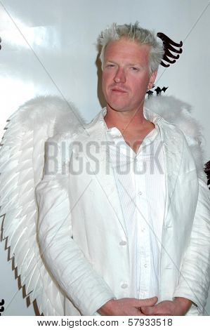 Jake Busey  at the Pur Jeans Halloween Bash. STK, Los Angeles, CA. 10-31-08