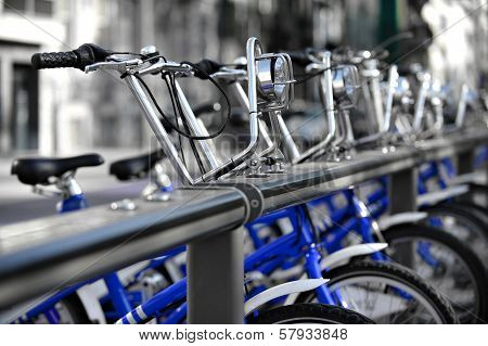 Public Bicycle Sharing System