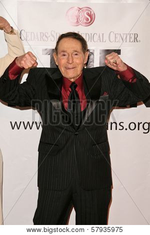 Jack LaLanne  at the Thalians 53rd Anniversary Ball, honoring Clint Eastwood, to benefit  Cedars-Sinai Medical Center, Beverly Hilton Hotel, Beverly Hills, CA. 11-02-08