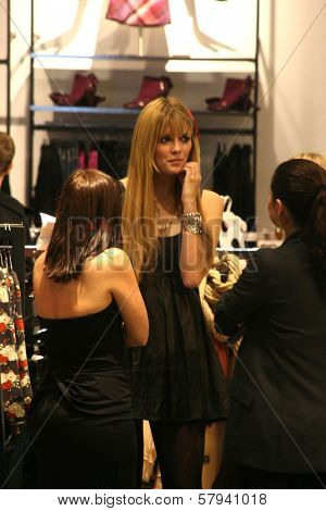 Mischa Barton  at H and M's 'Seasons Most Fashionable Gifts' Celebrity Shopping event. Hennes and Mauritz, West Hollywood, CA. 11-11-08