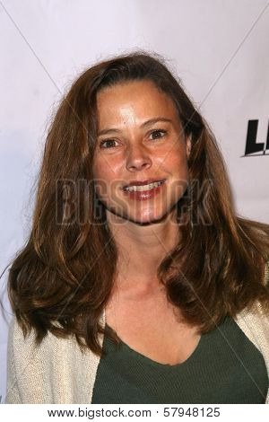 Dana Barron  at the TNT Wrap Party for 'The Librarian' and 'Leverage'. Cabana Club, Hollywood, CA. 11-19-08