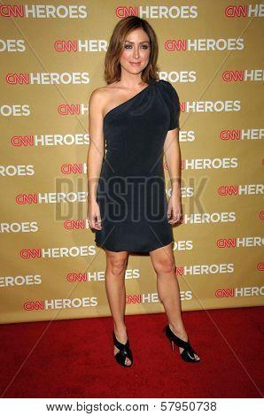 Sasha Alexander  at CNN Heroes An All-Star Tribute. Kodak Theatre, Hollywood, CA. 11-22-08