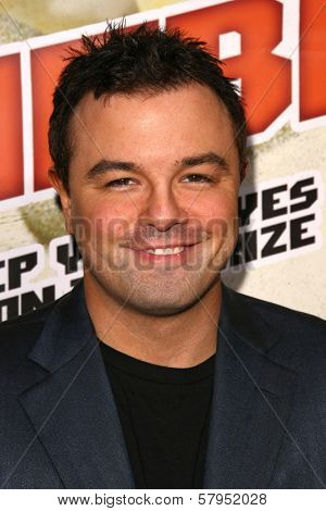 Seth MacFarlane   at the Los Angeles Premiere of 'Nobel Son'. The Egyptian Theater, Hollywood, CA. 12-02-08