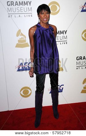 Natalie Cole   at The Grammy Nominations Concert Live!! Nokia Theatre, Los Angeles, CA. 12-03-08