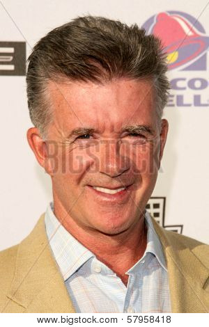 Alan Thicke  at the
