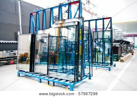 Glass Window Factory