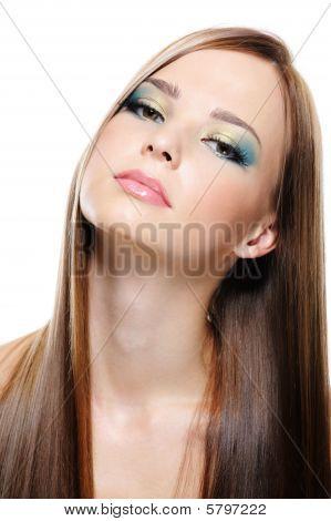 Gloss Straight Hairs