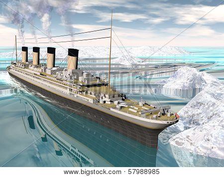 Titanic ship