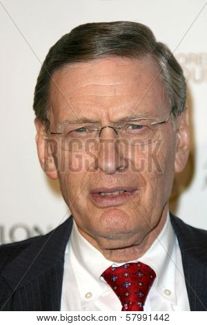 Bud Selig  at Stand Up To Cancer. Kodak Theater, Hollywood, CA. 09-05-08