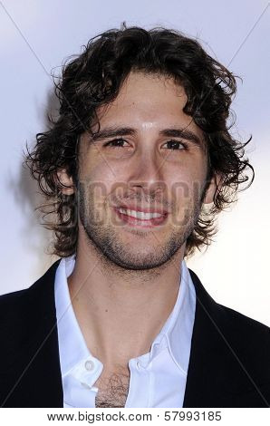 Josh Groban  at the Opening Night of the LA Opera 2008-09 Season. Dorothy Chandler Pavilion, Los Angeles CA. 09-06-08