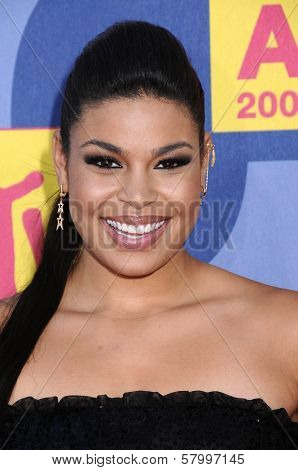 Jordin Sparks  at the 2008 MTV Video Music Awards. Paramount Pictures Studios, Los Angeles, CA. 09-07-08