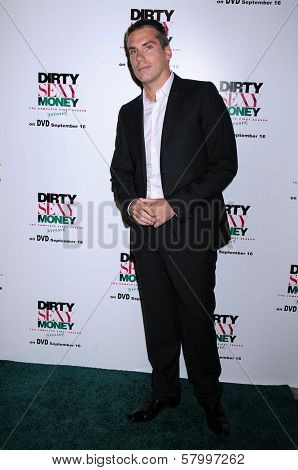 Glenn Fitzgerald  at the 'Dirty Sexy Money' Season 1 DVD Launch Party. Edison Downtown, Los Angeles, CA. 09-08-08